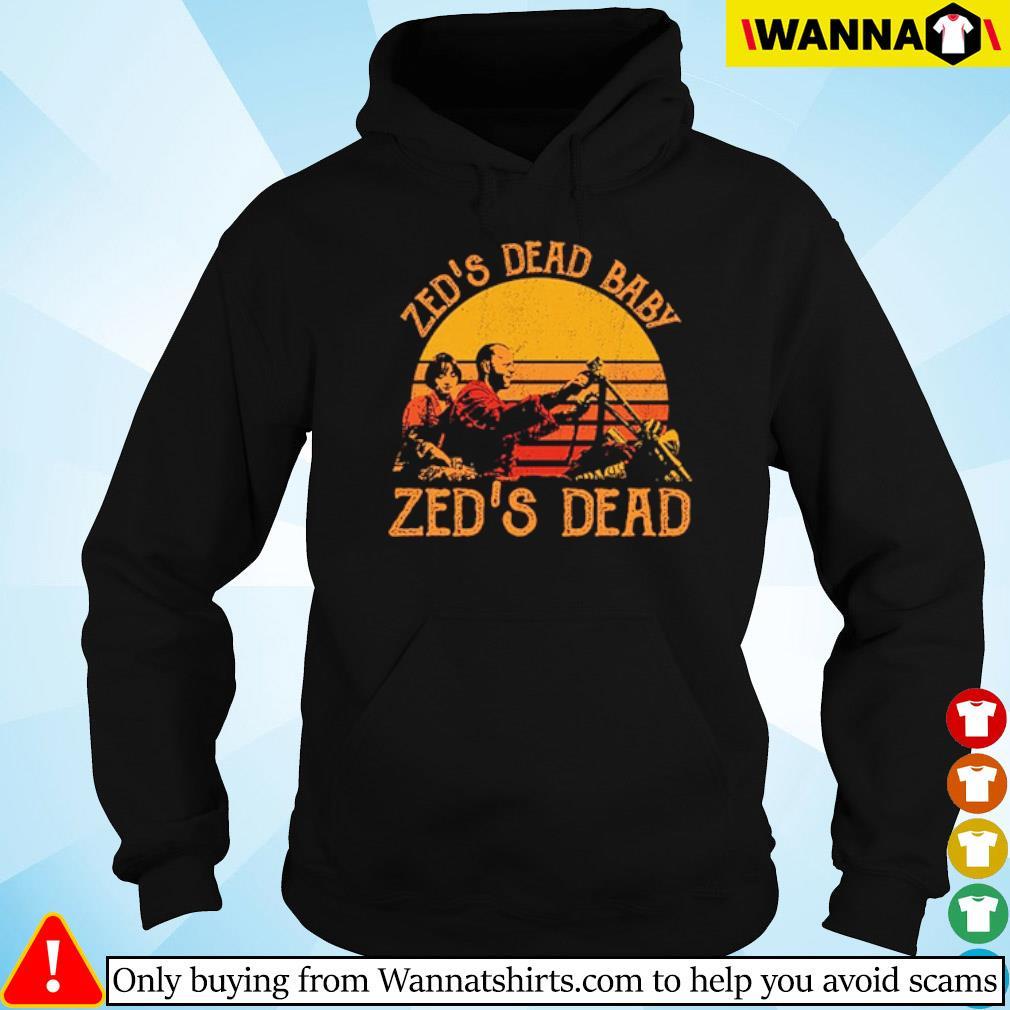 Zed's dead baby Zed's dead vintage s Hoodie