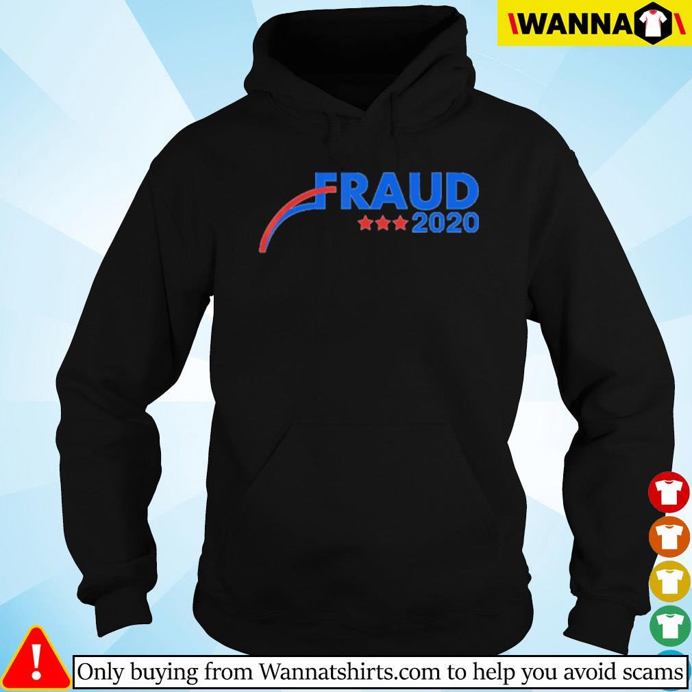Trump Biden Fraud 2020 s Hoodie