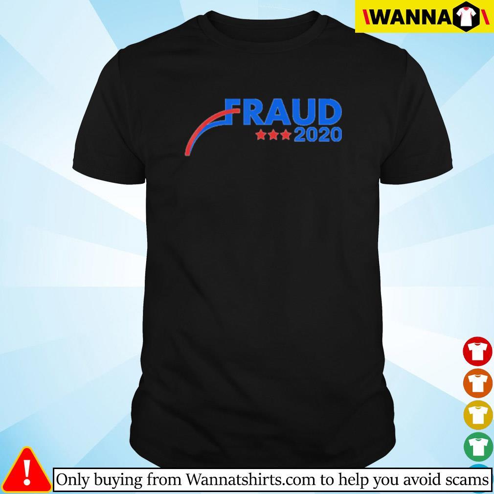 Trump Biden Fraud 2020 shirt