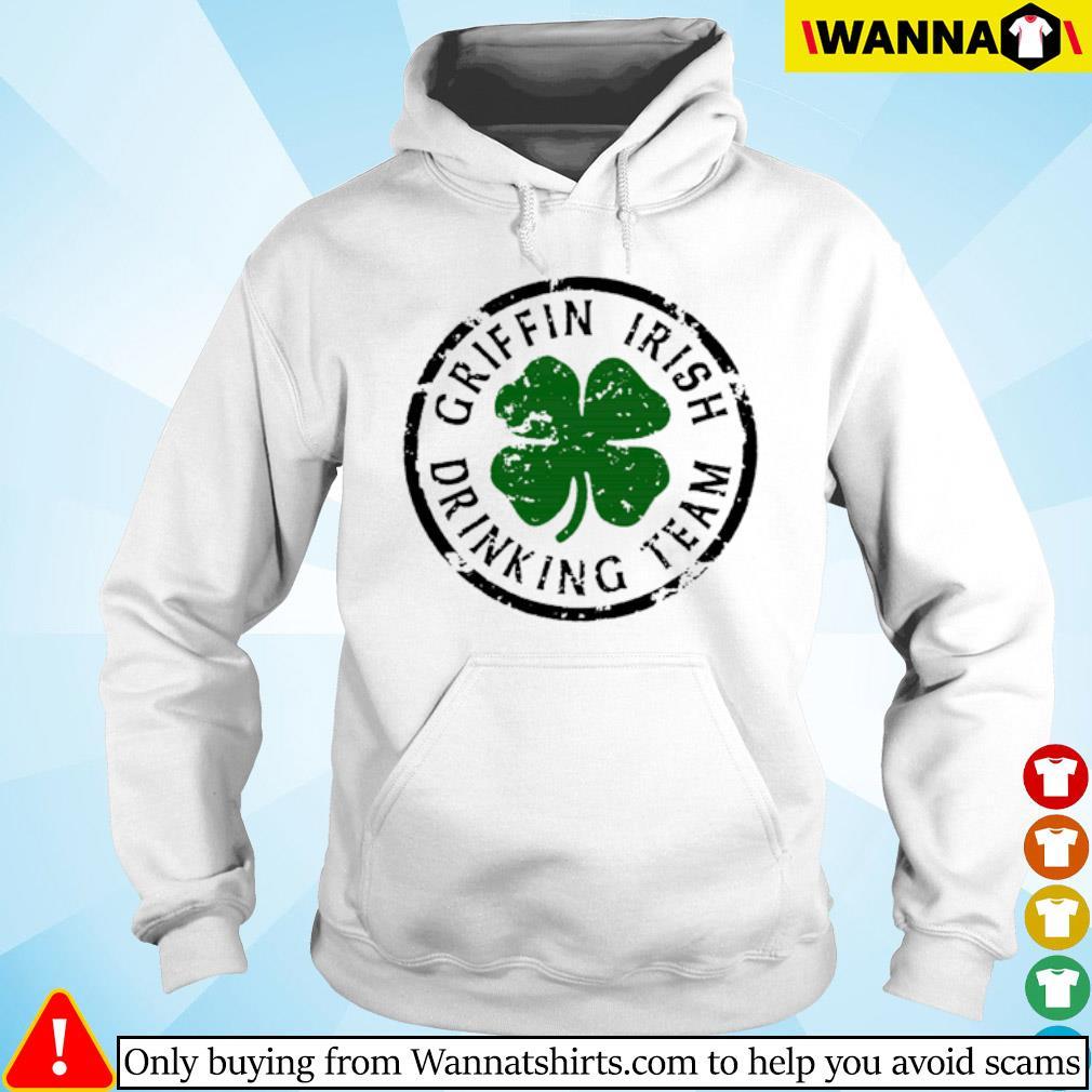 Griffin Irish drinking team s Hoodie